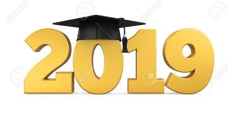Graduation Reception 2019 tickets