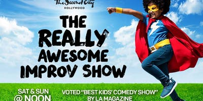 The Really Awesome Improv Show at The Second City