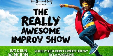 The Really Awesome Improv Show at The Second City tickets