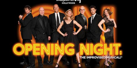 """Opening Night: The Improvised Musical"" tickets"