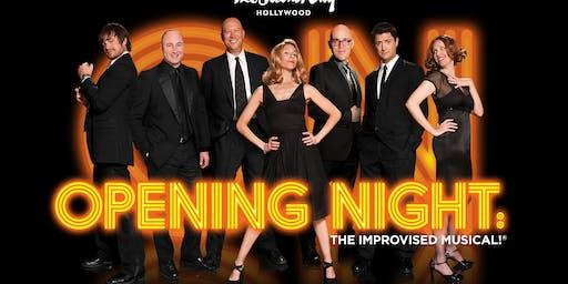 """Opening Night: The Improvised Musical"""