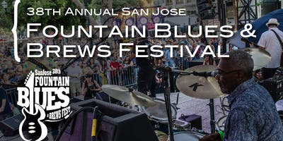 Fountain Blues Festival Featuring Charlie Musselwhite