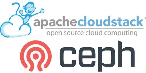 CloudStack European User Group & Ceph day