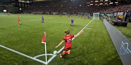 Portland Thorns FC: National Women's Soccer League