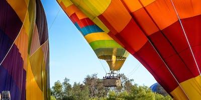 Morning Hot Air Balloon Rides