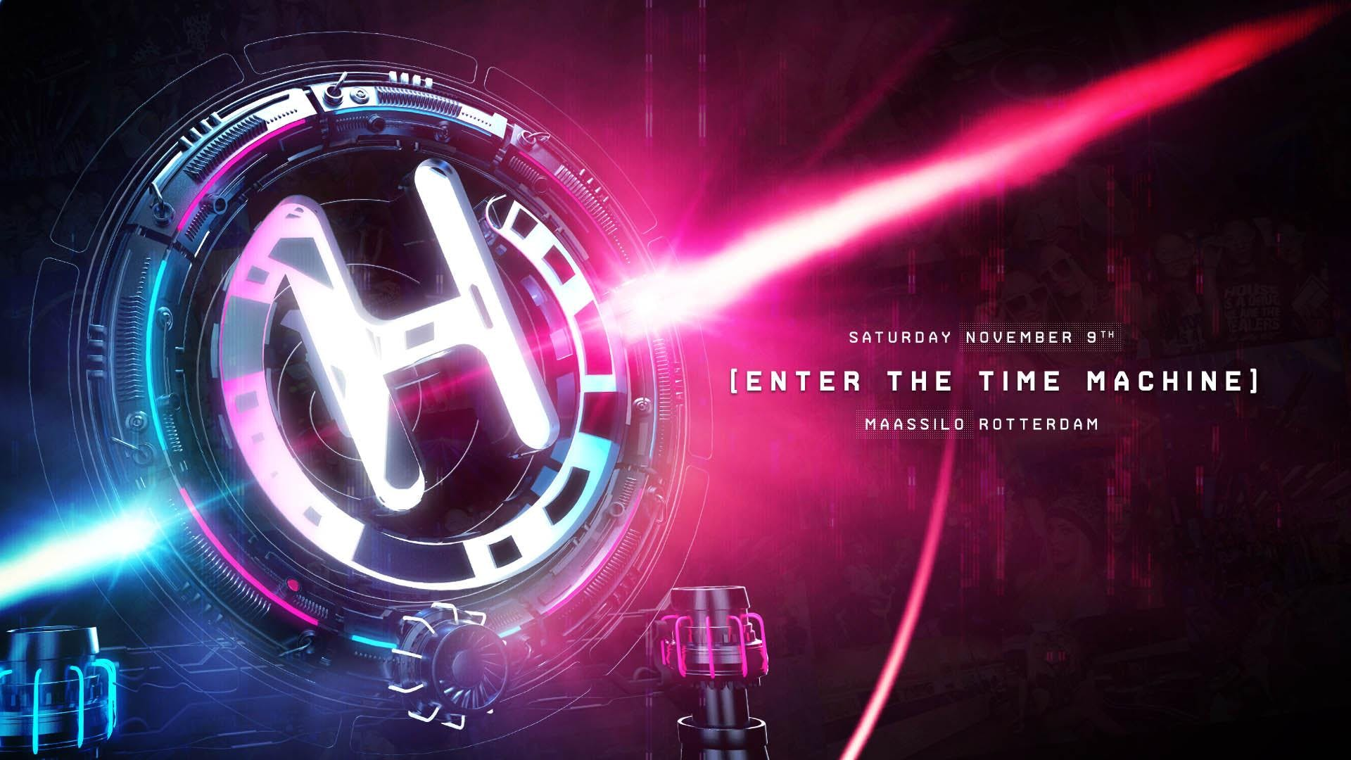 HMH 2019 [Enter The Time Machine]