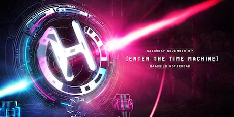 HMH 2019 [Enter The Time Machine] tickets