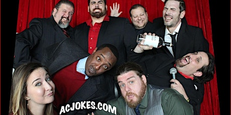 Stand-Up Comedy with ACJokes tickets