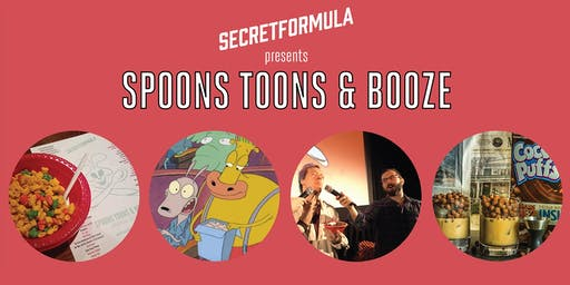 """Spoons, Toons & Booze"""