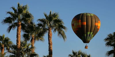 Sunrise Hot Air Balloon Rides