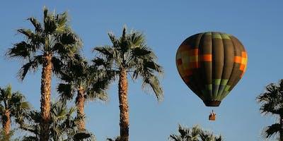 Sunrise Hot Air Balloon Rides