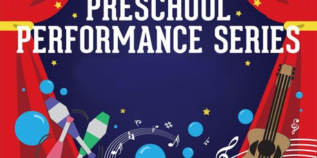 Preschool Performance Series tickets