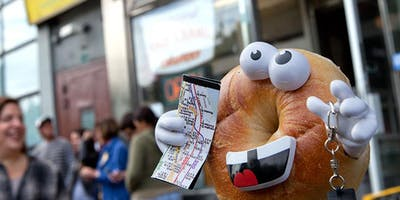 """Lower East Side: """"The Eat Everything Bagel Tour"""""""
