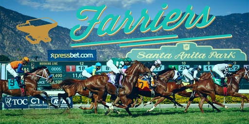 Santa Anita Park Farriers Package