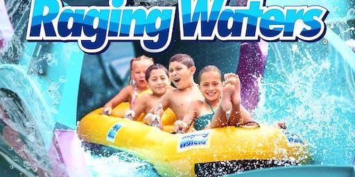 Raging Waters Los Angeles