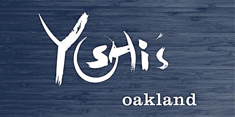 Yoshi's Oakland tickets