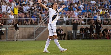 LA Galaxy Soccer tickets
