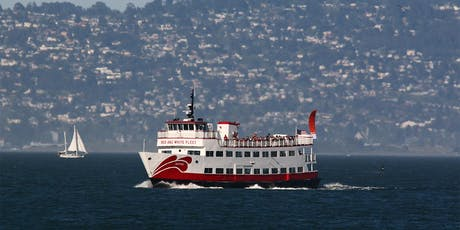 Red and White Fleet's Golden Gate Bay Cruise tickets