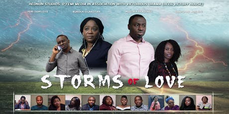 """STORMS OF LOVE"" - Movie Premiere tickets"