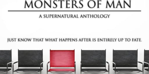 """Monsters of Man: A Supernatural Anthology"""