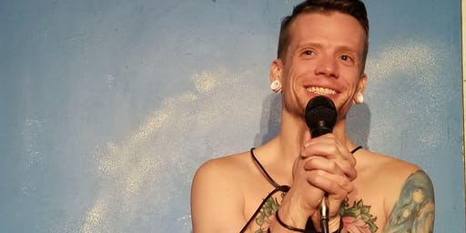 """First Friday FÜKD Up Comedy & Kink"""