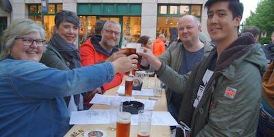Brauhaus Tour mit Musik und fünf Altbieren.