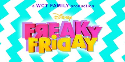 """""""Freaky Friday: The Musical"""""""