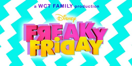 """Freaky Friday: The Musical"""