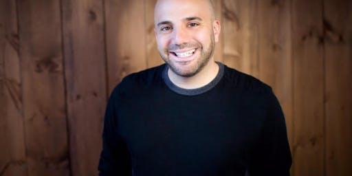 Comedian Paul Virzi