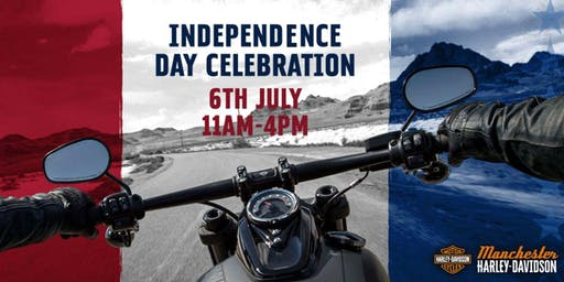 Independence Day Celebration - Manchester Harley-Davidson