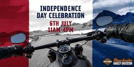 Independence Day Celebration - Manchester Harley-Davidson