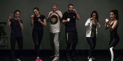 An Introduction to Urban Krav Maga in Clissold Park