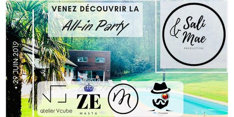- All-In party  - billets