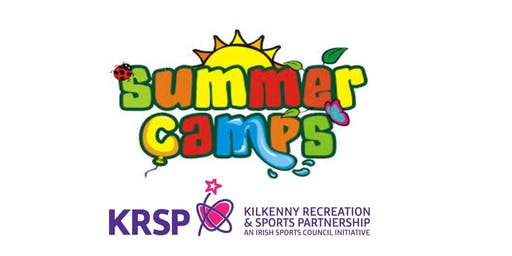 KRSP Inclusive Castlecomer Discovery Park 8th - 10th July,  6-12yrs