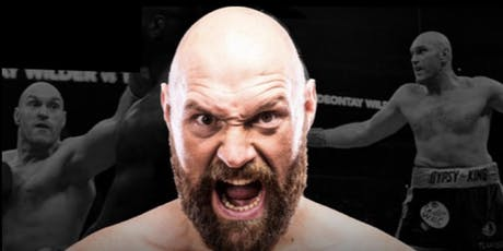 A evening with Tyson Fury tickets