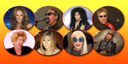 Edwards Twins Impersonators: Cher, Valli, Streisand & More