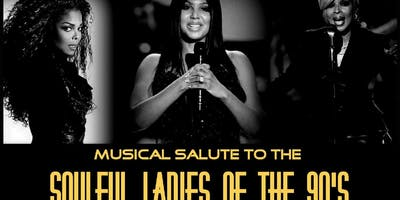 """""""Musical Salute to the Soulful Ladies of the '90s: Mary J. Blige and Janet Jackson & Toni Braxton"""""""