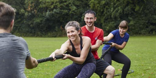 Outdoor Group Exercise with TRIBE.MCR (South Manchester - Wednesday morning)