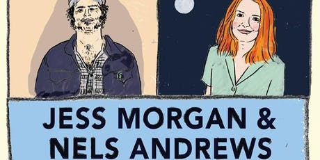 Jess Morgan and Nels Andrews - Songs and Books Tour tickets