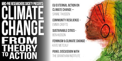Climate Change: from theory to action