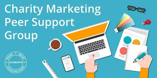 July Charity Marketing Peer Support Group