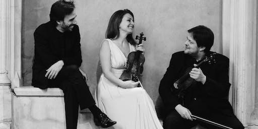 Natalia Lomeiko, Yuri Zhislin, Ivan Martin  Orchid Classics Album Launch