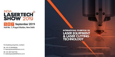 India Laser  Tech Show 2019 tickets
