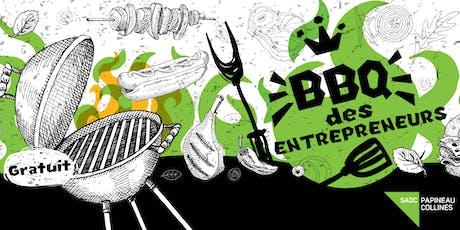 BBQ des entrepreneurs 2019 - 5@7 tickets