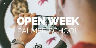 Open Week | Giugno | Palmer School