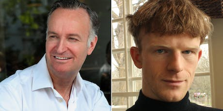 The New Essay: Kevin Breathnach and Andrew O'Hagan  tickets