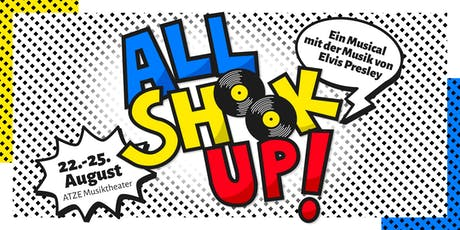 All Shook Up! tickets