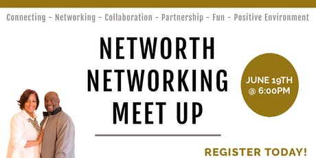 Networth Networking Meet Up tickets