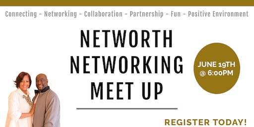 Networth Networking Meet Up