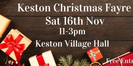 Keston Christmas Fayre tickets